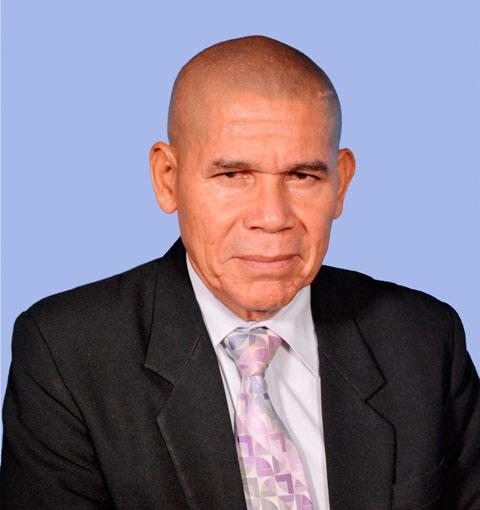 Dr George Norton1
