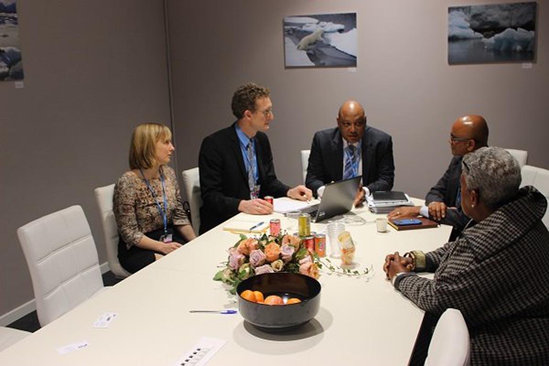 Norway meeting
